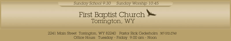 Sunday School 9:30  Sunday Worship 10:45